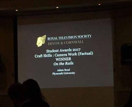 Royal Television Society Awards Screen