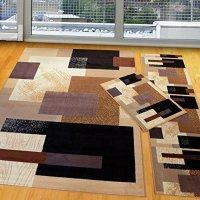 Orian Rugs Geometric Watercolor Scroll Multi Area Rug 5 3