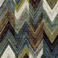 AREA RUGS - Anti-Bacterial Decorative Modern Contemporary Designs for Living Room Bedroom Kitchen Home Entrances - 63-inch-by-87-inch, Olefin FIBER, Frieze YARN - 5x7