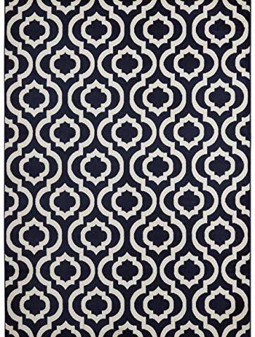 Diagona Designs Contemporary Moroccan Trellis Design Non-Slip Kitchen//Bathroo...
