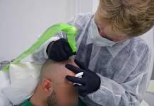 Micropigmentação - Procedimento