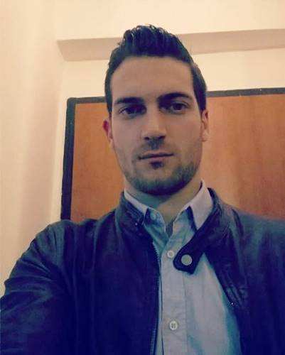 Vasilis Maroy (Reprodução/Instagram)