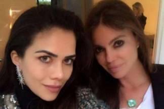 Daniela Albuquerque e Simone Abdelnur - Reprodução/Instagram
