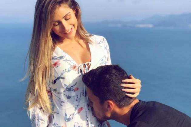 Babi Muniz e Marcinho - Reprodução/Instagram