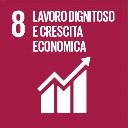 agenda 2030 - lavoro dignitoso e crescita economica