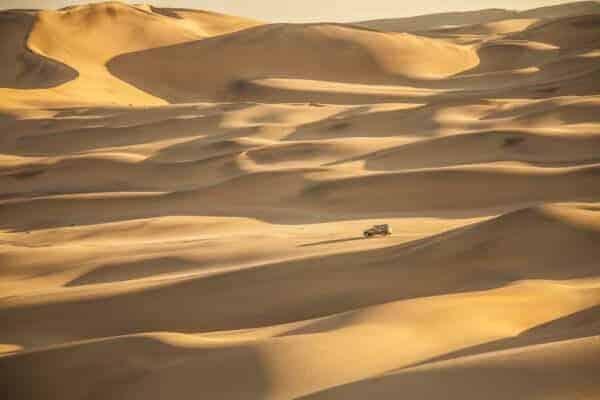 Namib Desert Tours in Namibia