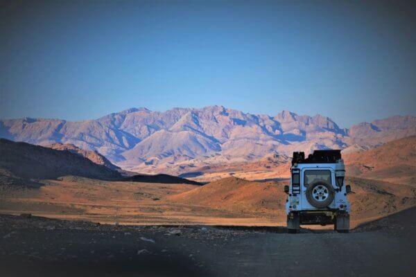 Ai-Ais Richtersveld National Park in Namibia