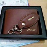 Ash Quality Leather+ Wallet 1350