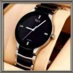 Balck Chain Watch 950