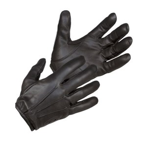 Balck Leather Plus Gloves 599