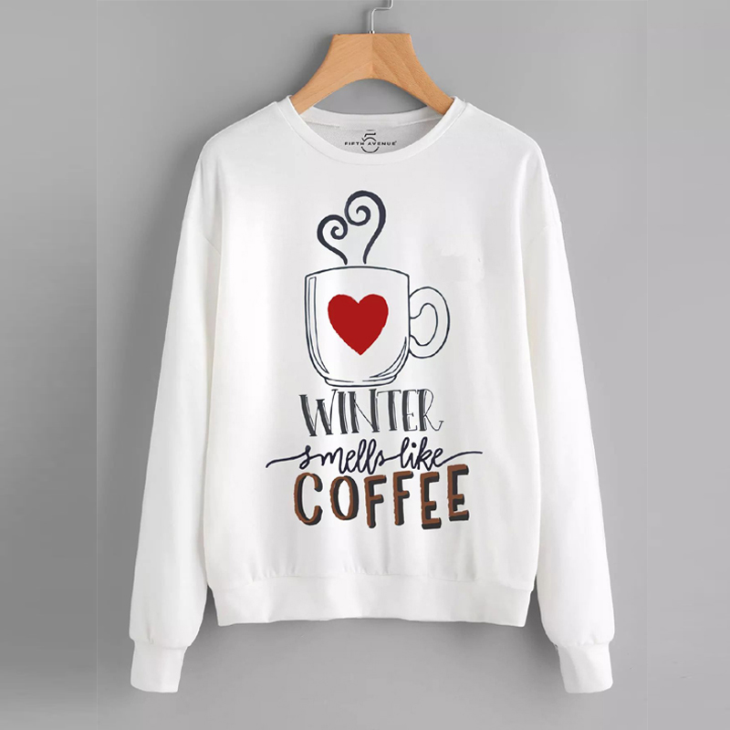 Hot Coffee Shirt for Girls