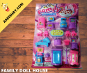 SMALL DOLL HOUSE PATA