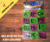 ALPHABET ABC LEARNING BLOCKS