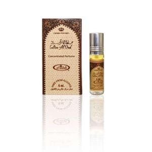 Sultan Al Qud Roll on 6 Ml Attar Crown 199