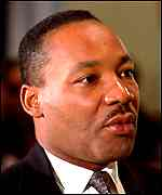 martin luther king steckbrief # 7