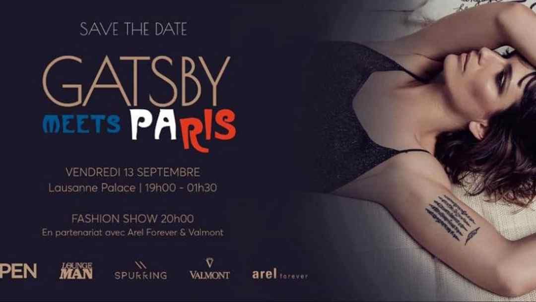 Gatsby meets Paris