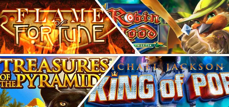 Online Casino Slot Bonus Cash