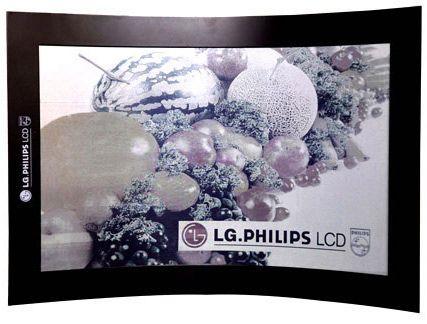 Display-ul flexibil de la LG-Philips