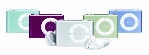 iPod Shuffle se ieftineste
