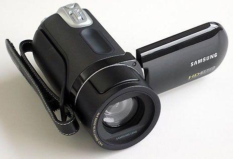 Camera video HD de la Samsung