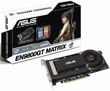 Asus ROG EN9800GT Matrix