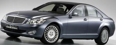 Mercedes Benz S Class Hybrid