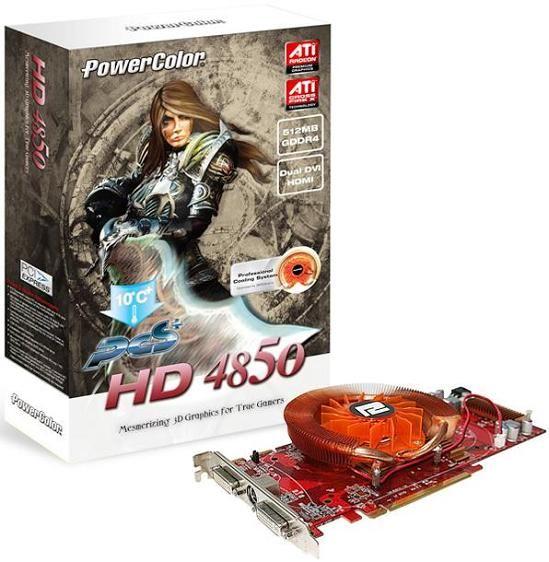 HD 4850 cu GDDR4
