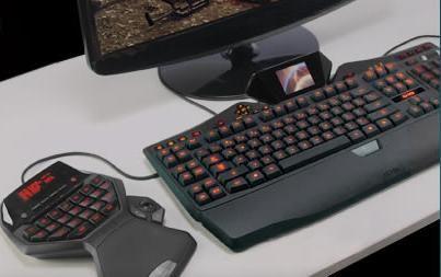 G18, noua tastatura Logitech
