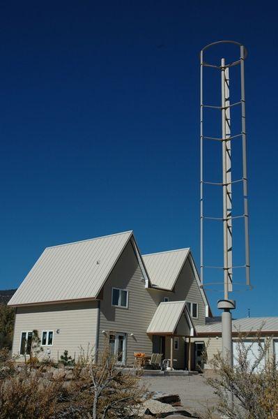 Turbina eoliana verticala