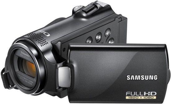 Noi camere video Samsung