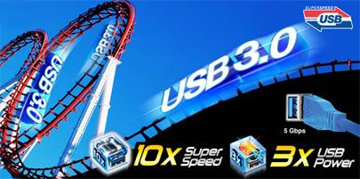 1 mil. de placi cu USB 3.0 de la Gigabyte