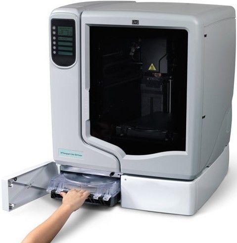HP are imprimante 3D