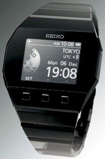 Ceas digital de la Seiko