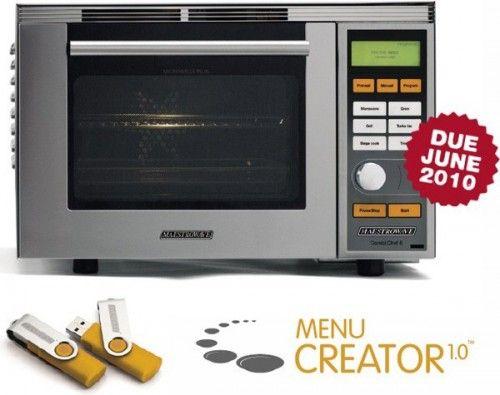 Combi Chef 6, cuptor cu USB