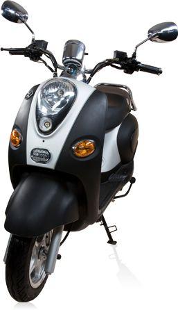 Yogo, un scuter electric