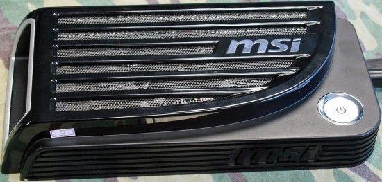 Placa video externa MSI