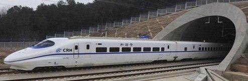 China isi bate propriul record feroviar