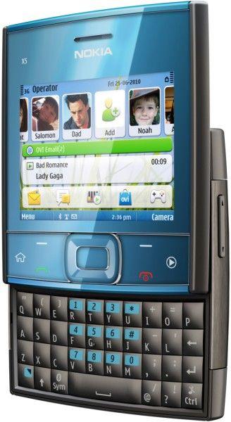 Nokia prezinta X5