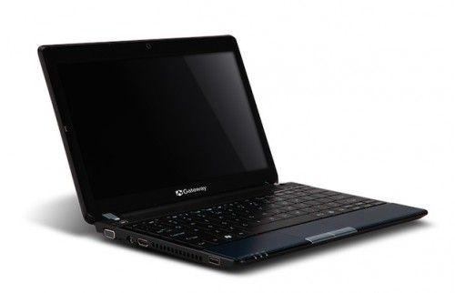 Gateway LT32 netbook