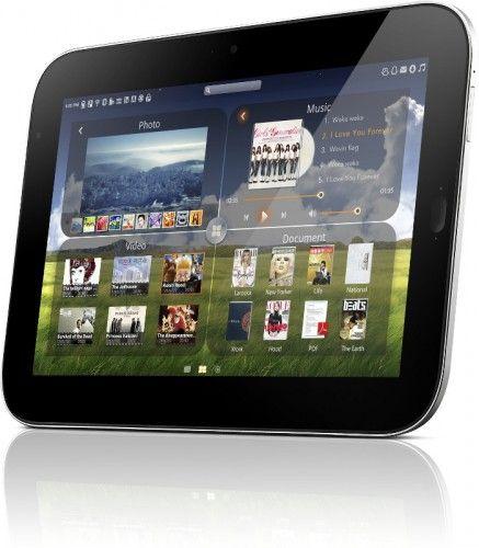 Lenovo tablet-netbook hibrid