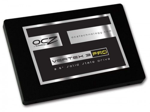 550 MB/s SSD de la OCZ