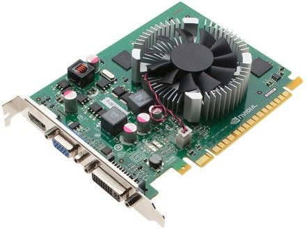 nVidia lanseaza GeForce GT 440