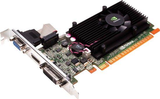 nVidia lanseaza GeForce GT 520