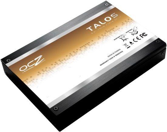 SSD-urile OCZ Talos