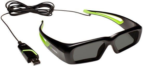 Ochelari 3D Vision cu fir