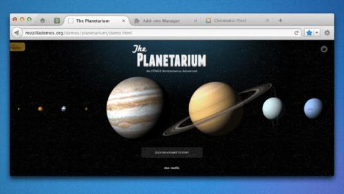 Cum va arata noua interfata Firefox