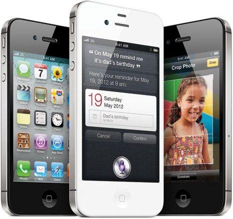iPhone 4S la precomanda in Romania