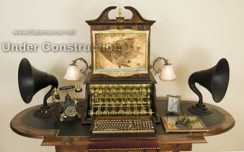 Un calculator ca in 1900