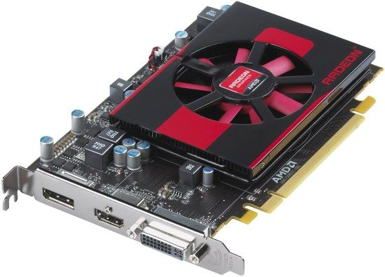 AMD Radeon HD 7770 si HD 7750