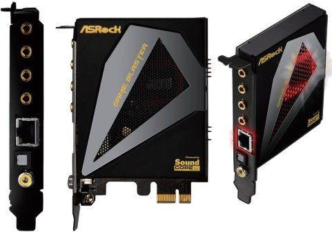 ASRock Game Blaster cu SoundCore3D